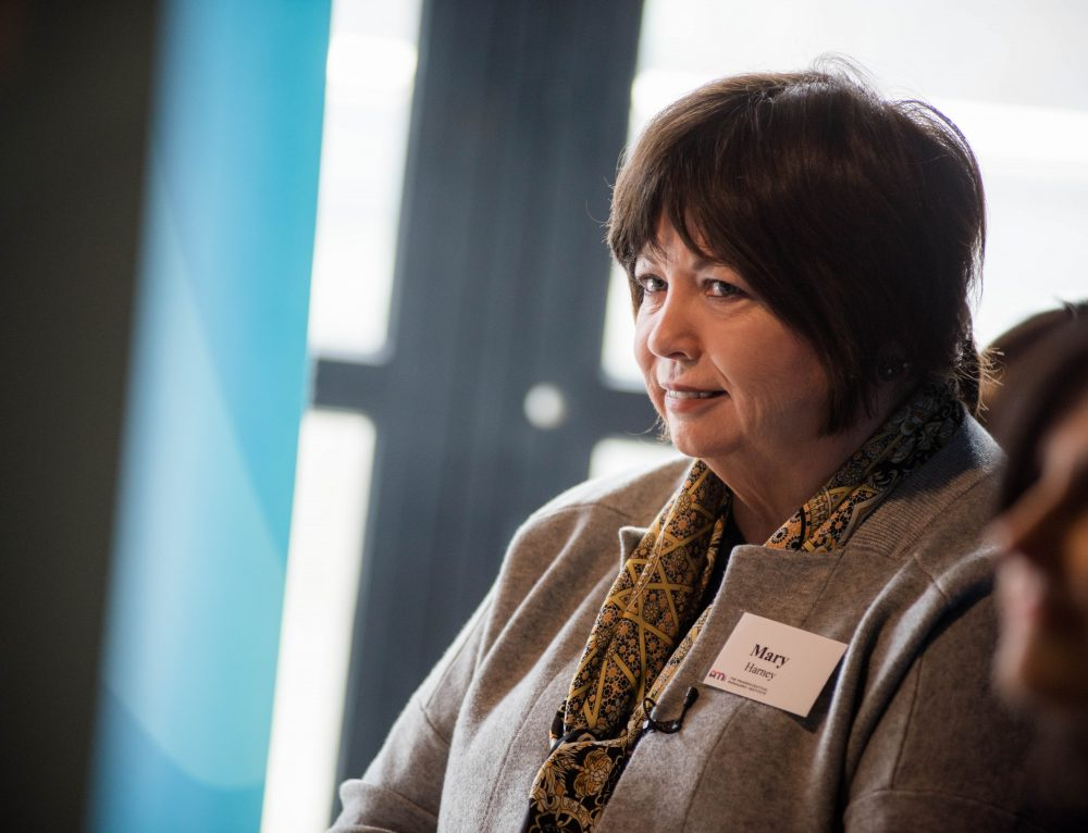 PMI Women in Leadership interview with Mary Harney