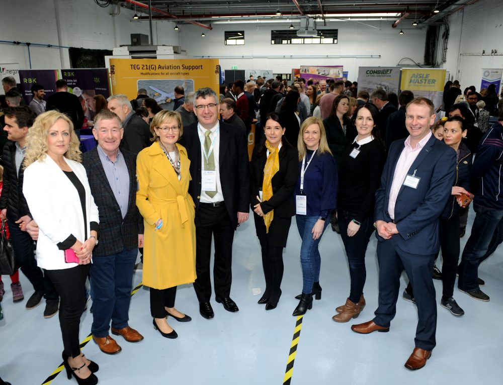 Pharmaforce Partners Midlands Career Expo in the National Science Park, 23rd March 2019