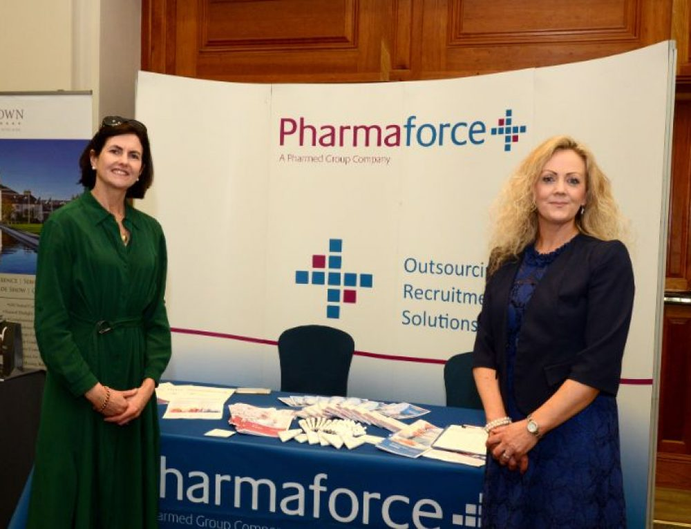 Pharmaforce sponsor the MRII National Conference 2019, April 11th, The Johnstown Estate