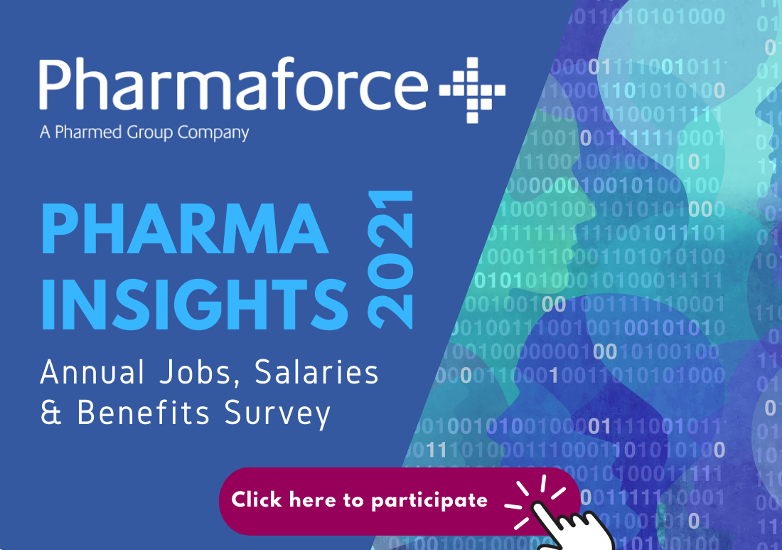 Pharmaforce Launch Annual Pharma Insights Survey 2021